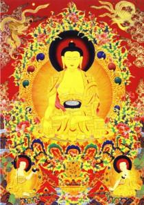 Buddha_Shakiamuni